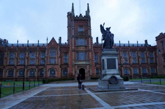 Queen's uni, Belfast