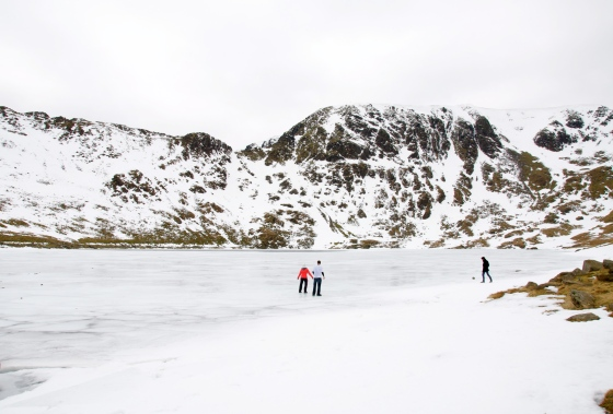 The Red Tarn, Glenridding