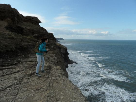 Crumby rock - whitby